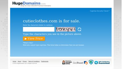 CutieClothes.com