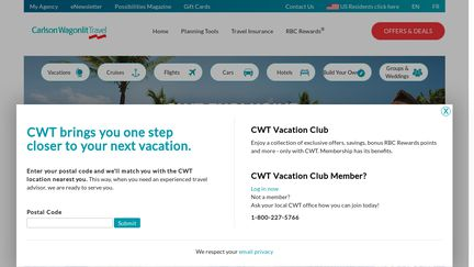 CWTVacations