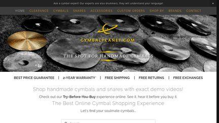 Cymbal Planet