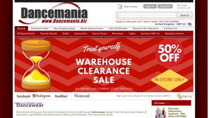 DanceMania.biz