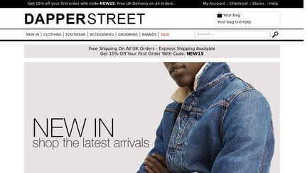 DapperStreet.co.uk