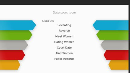 DaterSearch