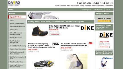 Davro Online Safety