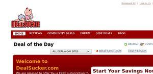 Dealsucker.com