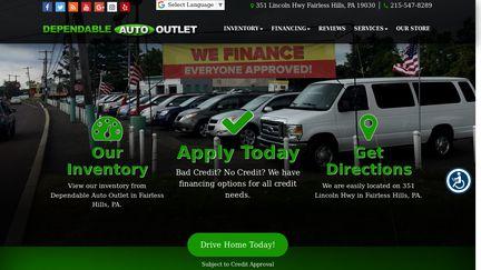 Dependable Auto Outlet