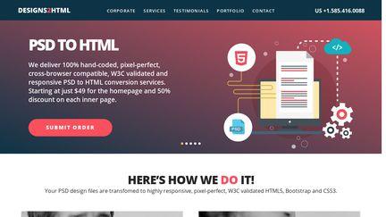 Designs2HTML Ltd.