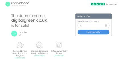 DigitalGreen.co.uk
