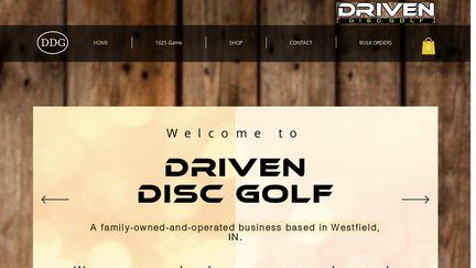 DiscDrivenGolf
