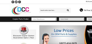 Discount Copier Center