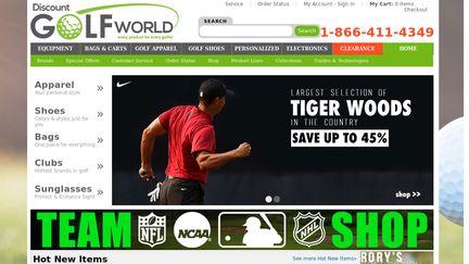 Discount Golf World
