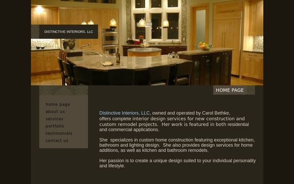 Distinctive Interiors LLC.