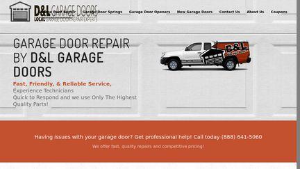D&L Garage Door Repair