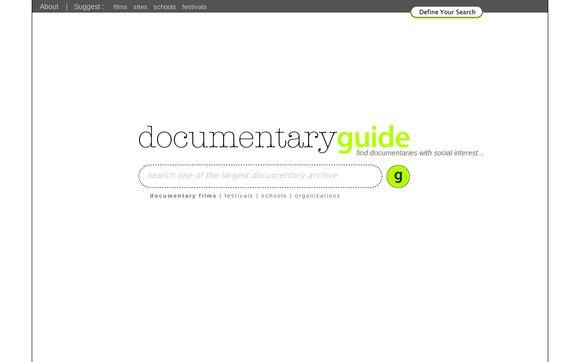 Documentary Guide