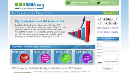 Doxo India