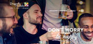 Dragonflyhostels.com