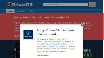 DriverDR