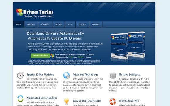 DriverTurbo