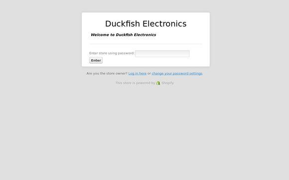 DuckFishElectronics