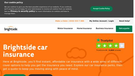 Brightside Car Insurance