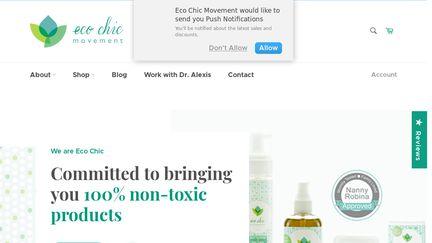 Eco Chic Movement