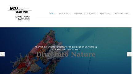 Ecomarine Gunter's Dive Center