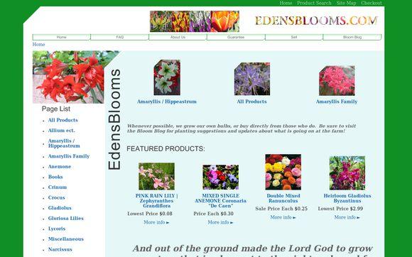 Edensblooms.com