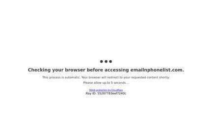EmailPhoneList