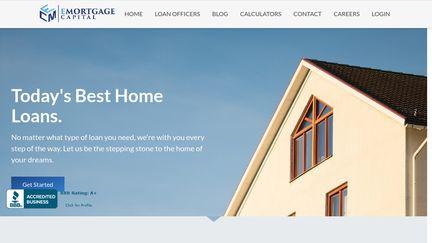 E Mortgage Capital