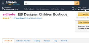 EJB Designer Children Boutique