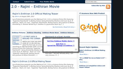 Enthiran.net