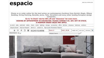 Espacio.co.uk
