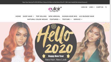 eullair- Human Virgin Hair