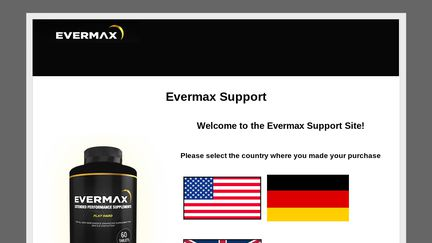 EverMax-Support