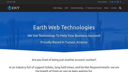 Earth Web Technologies