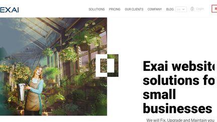 Exai's Website Builder