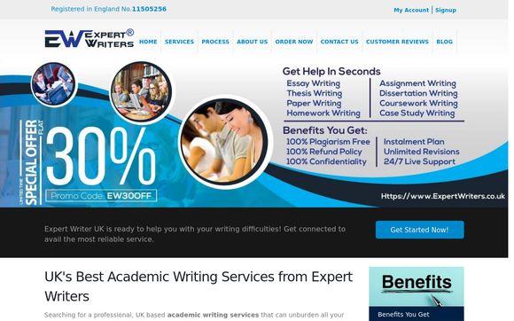 Expert Writers