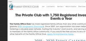 Family Office Club