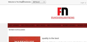 Famousmanstrong.co.uk
