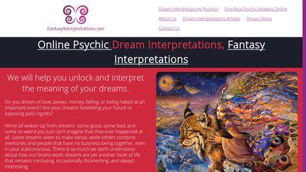 FantasyInterpretation