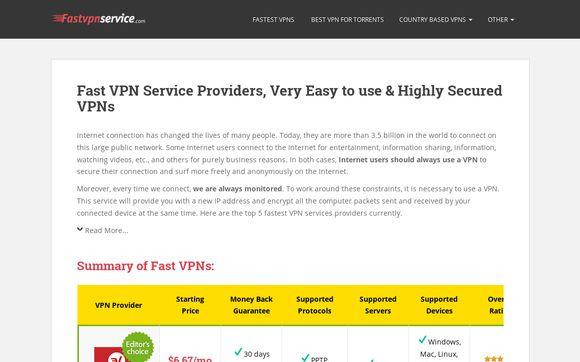FastVPNService