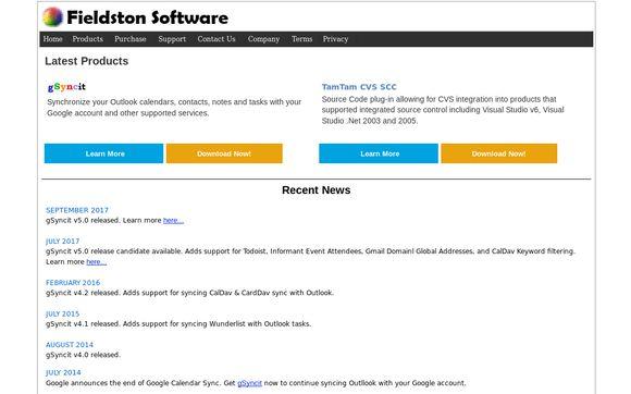 Fieldston Software