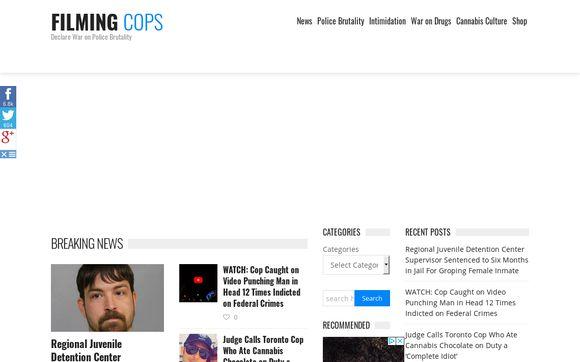 Filming Cops