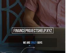 Financeprojectshelp.xyz