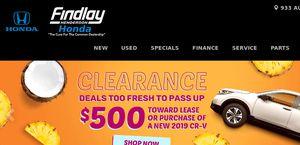 Honda Dealership Henderson NV