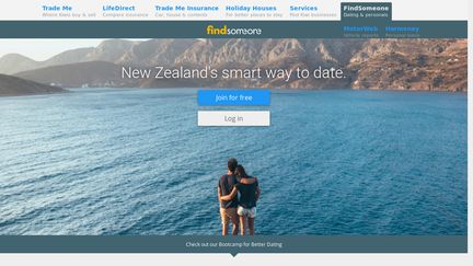 FindSomeone.co.nz