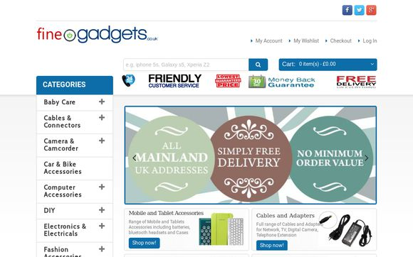 FineGadgets.co.uk