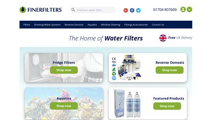 FinerFilters.co.uk