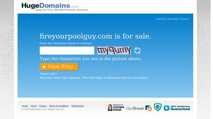 Fireyourpoolguy.com