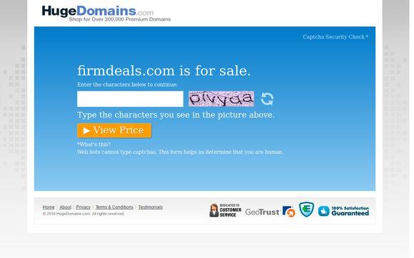 Firmdeals