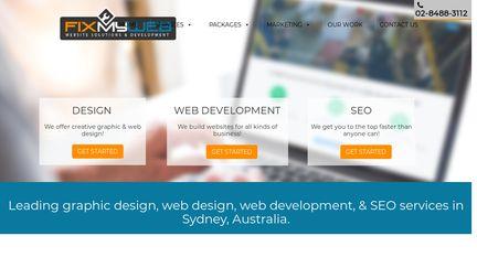 FixMyWeb.com.au